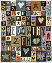 Zen eachanorigainl wholesale catalogues cover for eachanoriginal handpainted fridge magnets